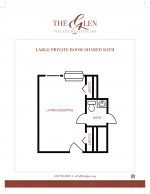 The_Glen_Floor_Plans_LG_Private_Rm_Shared_Bath