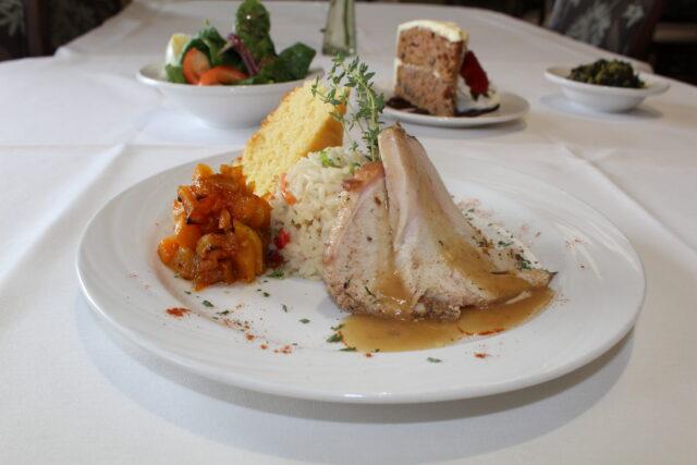 Meals at The Glen Shreveport